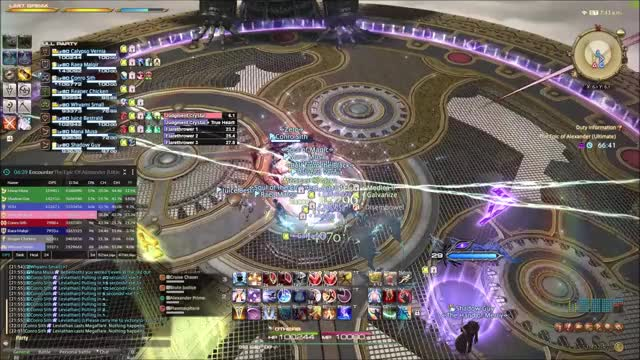 Watch and share FFXIV - TEA Inception Example GIFs by socomx1 on Gfycat