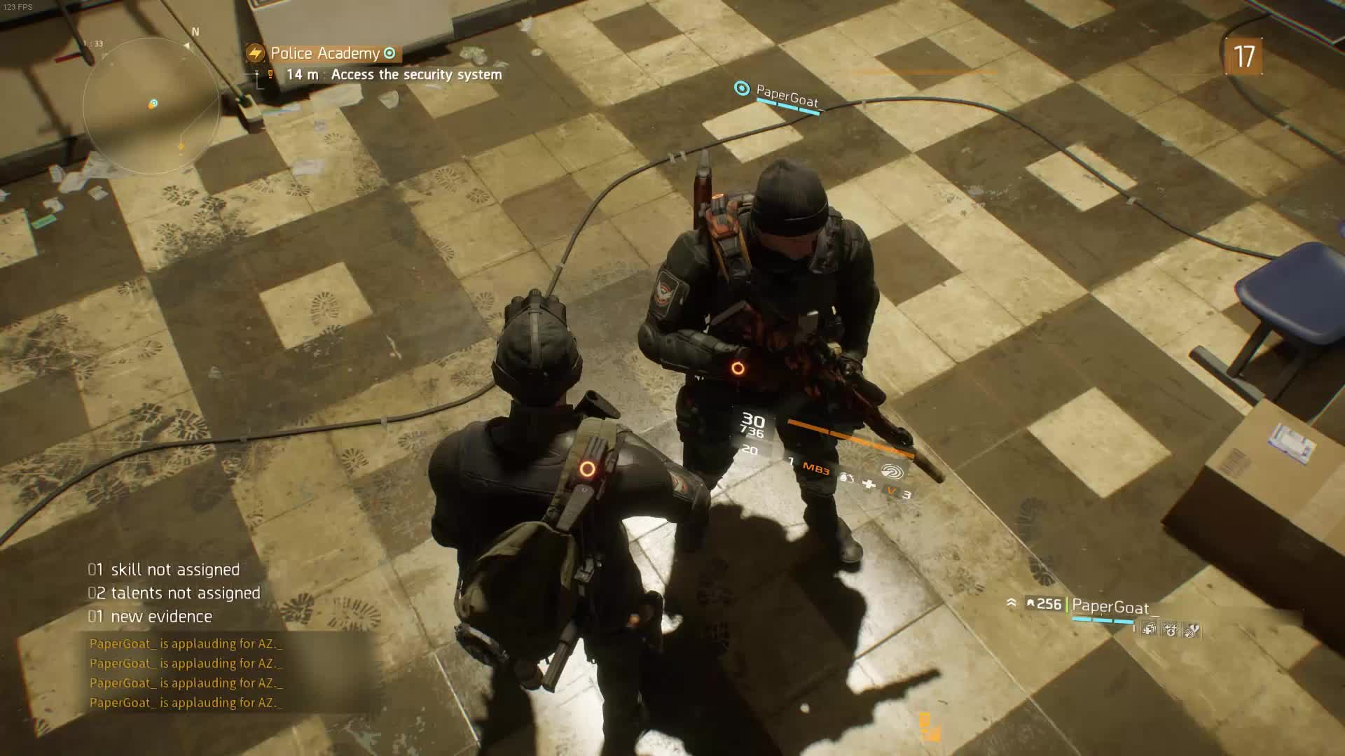 thedivision, A round of applause GIFs