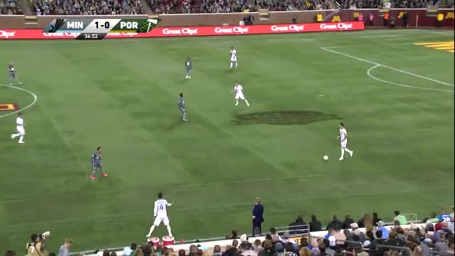 Watch and share 2nd Minny Goal Portland V Minnesota 22sep2018 GIFs by C.I. DeMann on Gfycat