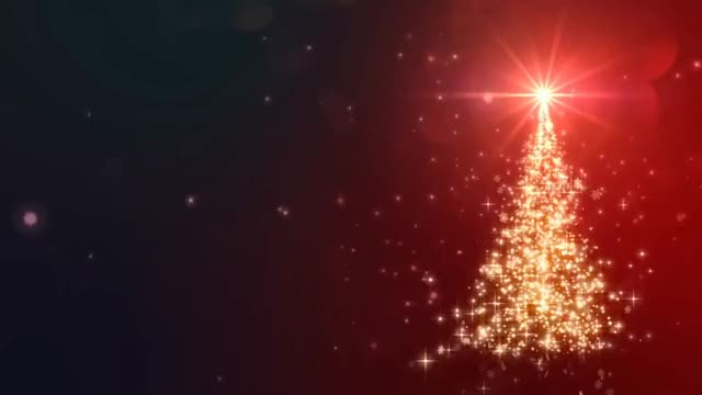 Watch and share Christmas Tree - Animated Background Loop - Christmas Card GIFs on Gfycat