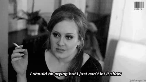 Watch this trending GIF on Gfycat. Discover more adele GIFs on Gfycat