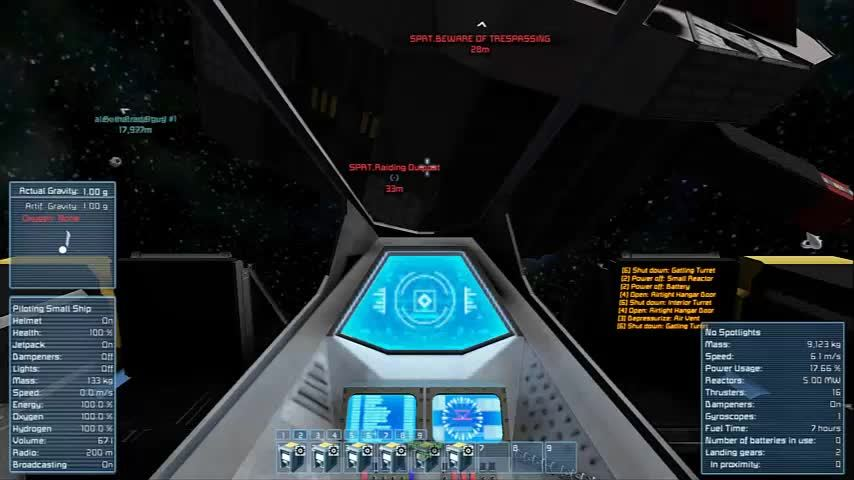 spaceengineers, SE hacking poc 2 GIFs