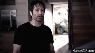 Californication - Hank Moody - Booyah, nailed it!
