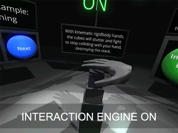 Watch and share Leap Motion Interation Engine 1 GIFs by muterobert on Gfycat