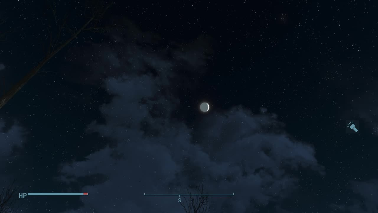 fo4, The night sky in this game can be pretty incredible at.....um... GIFs