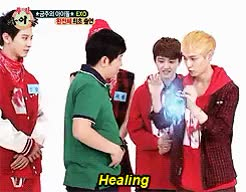 Watch Heal GIF on Gfycat. Discover more related GIFs on Gfycat