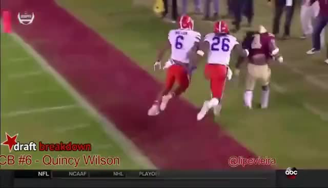 Watch Quincy Wilson vs FSU 2016 GIF on Gfycat. Discover more related GIFs on Gfycat