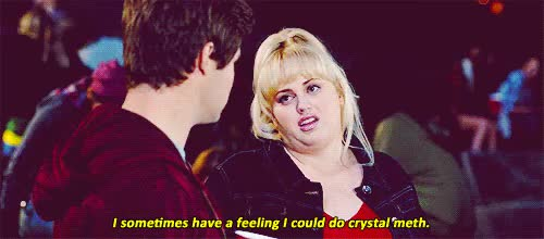 Watch and share Rebel Wilson GIFs on Gfycat
