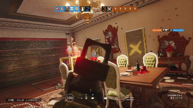 Watch this GIF by Gamer DVR (@xboxdvr) on Gfycat. Discover more ROM4NO l, TomClancysRainbowSixSiege, xbox, xbox dvr, xbox one GIFs on Gfycat