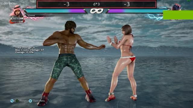 Watch Tekken 7 2019.01.31 - 23.08.07.05 GIF by @shoufe on Gfycat. Discover more tekken, tekken7 GIFs on Gfycat