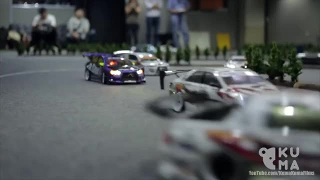 Watch Fast and the Furious - RC Drift Cars in Japan GIF on Gfycat. Discover more gifs, kuma films, rc car GIFs on Gfycat