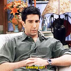 Watch and share David Schwimmer GIFs and Phoebe Buffay GIFs on Gfycat