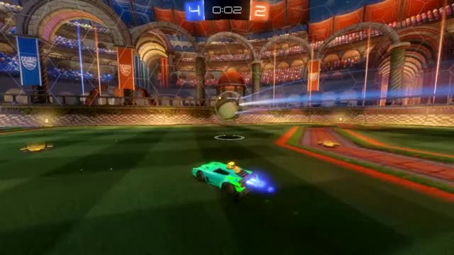 Watch and share Rocket League GIFs by florisfl on Gfycat