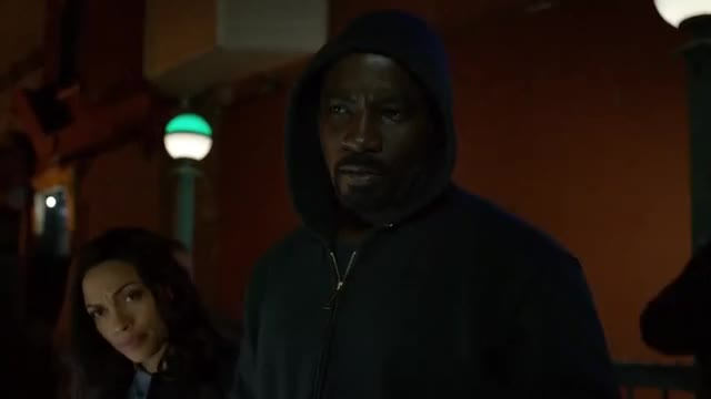 Watch this luke cage GIF on Gfycat. Discover more celebrity, celebs, luke cage, mike colter, rosario dawson GIFs on Gfycat
