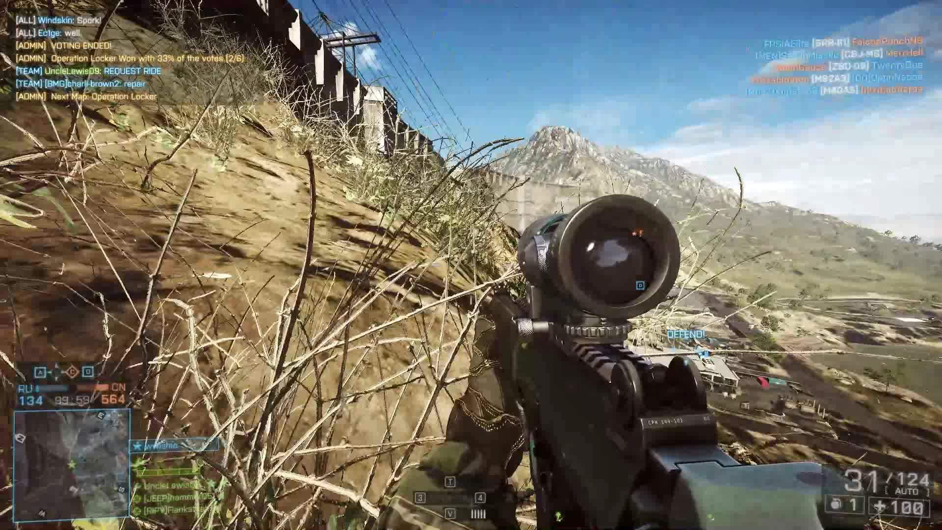 gamephysics, [Battlefield 4] When you hit the wrong button. (reddit) GIFs