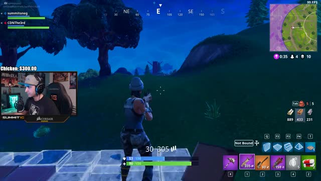 summit1g Playing Fortnite - Twitch Clips