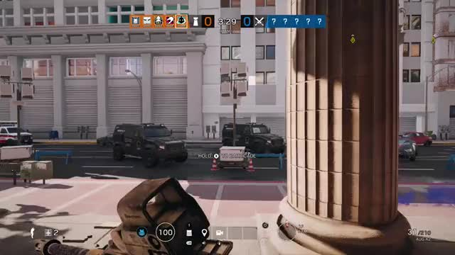 Watch and share ZaeoII TomClancysRainbowSixSiege 20191205 19-33-30 GIFs by zaolfe on Gfycat