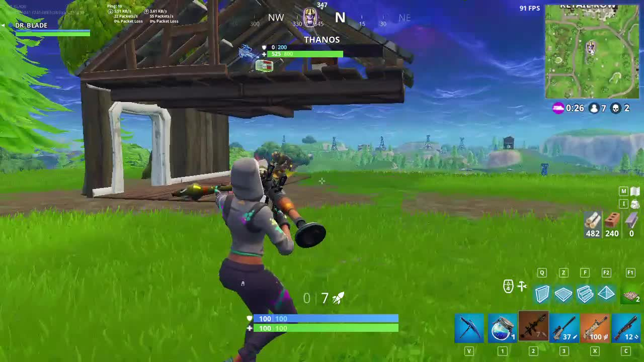 Fortnite Thanos Gifs Search Search Share On Homdor
