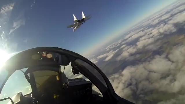 Watch and share Polish MiG-29's GIFs by Movie & Military GFYS  on Gfycat