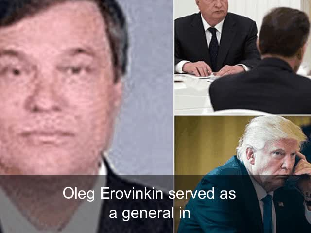 Watch and share Ex-kgb Chief Who Helped Collect Trump Dossier Is Found Defunct In Car GIFs on Gfycat