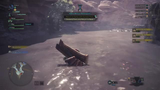 Watch Monster Hunter World 20180302002747 GIF on Gfycat. Discover more related GIFs on Gfycat