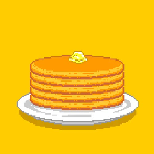 Watch and share Animation GIFs and Pancakes GIFs on Gfycat