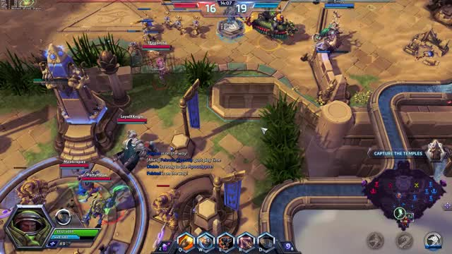 Watch and share Heroes Of The Storm GIFs and Void Prison GIFs by Felewin on Gfycat