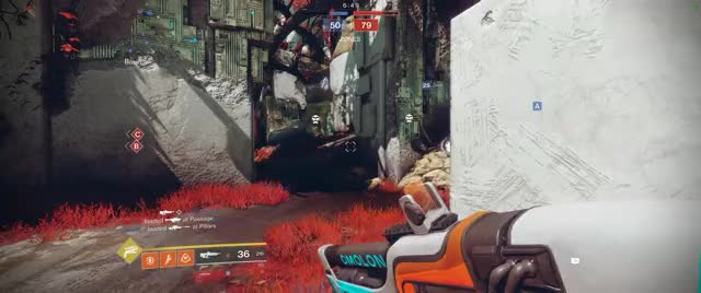 Watch and share Destiny - Dire Promise GIFs by mumblecrust on Gfycat