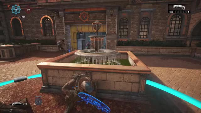 Watch and share Gearsofwar4 GIFs and Willaims GIFs by Gamer DVR on Gfycat