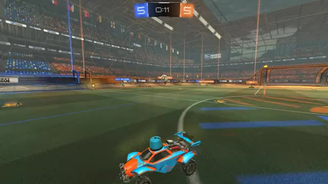 Watch and share Rocket League GIFs by HollowEddy on Gfycat