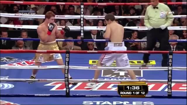 Watch Saul Canelo Alvarez vs Alfonso Gomez - HD GIF on Gfycat. Discover more Khonda 8, People & Blogs, boxing GIFs on Gfycat