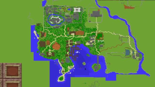 Runescape in Minecraft Map Comparison (reddit) GIF | Find, Make ...