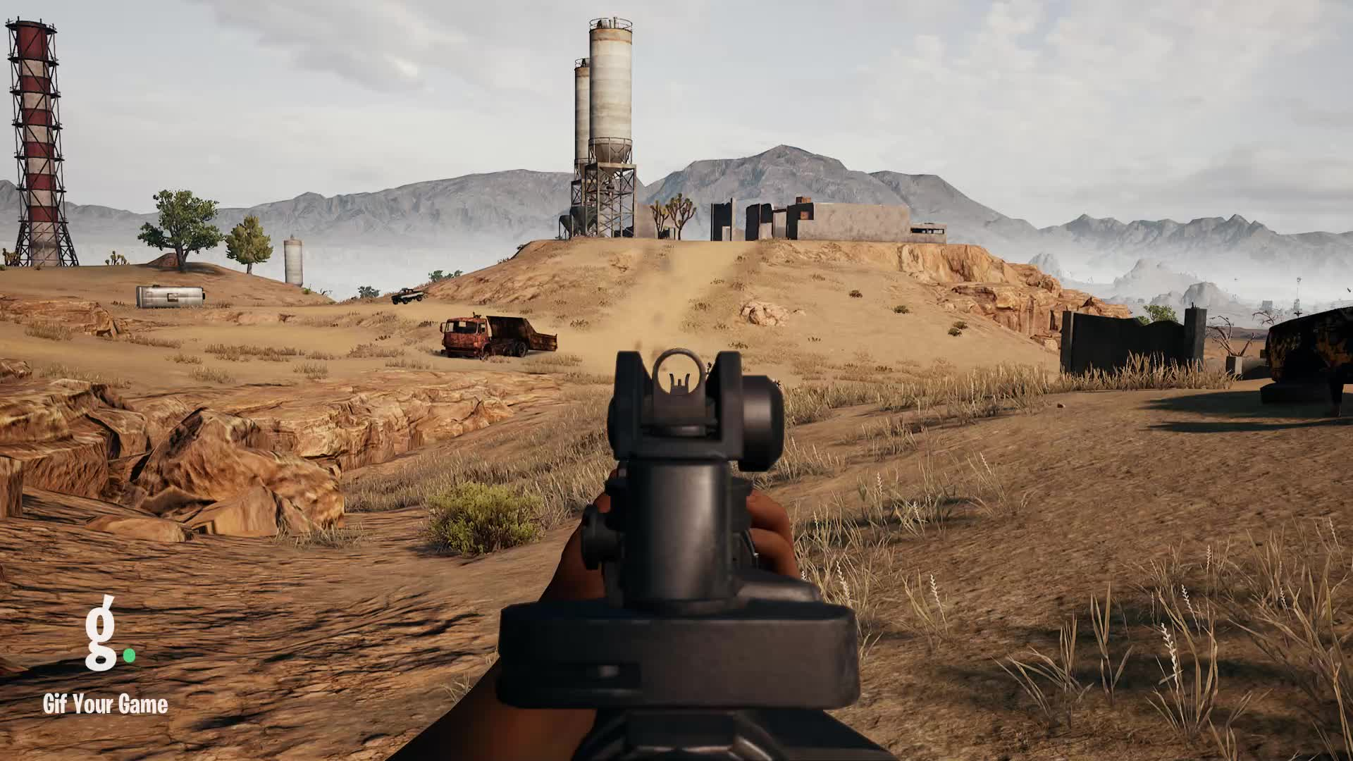 Gaming, Gif Your Game, GifYourGame, Kill, PUBG, PUBattlegrounds, gifyourgame killed azeller89 GIFs