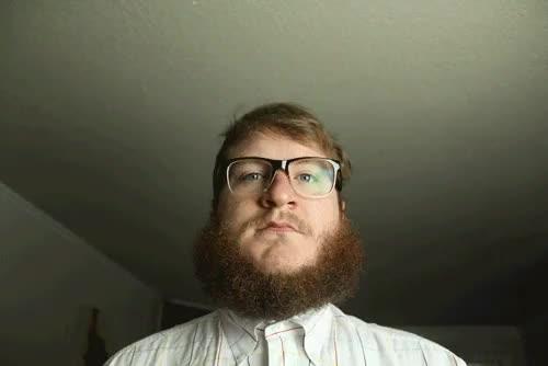Watch and share Beard GIFs on Gfycat