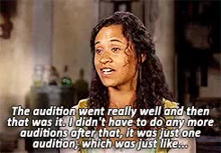 Watch and share Behind The Scenes GIFs and Angel Coulby GIFs on Gfycat