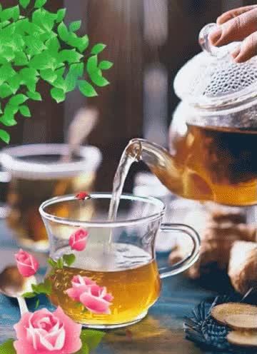 Watch and share Tea Tea Cup GIFs on Gfycat