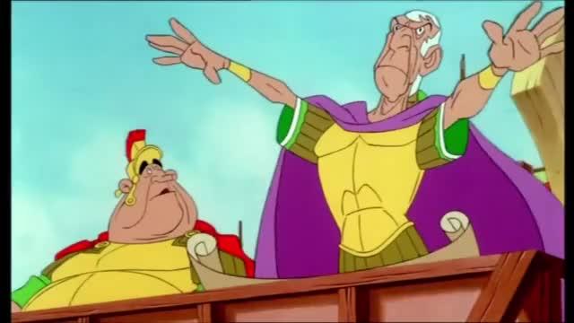 Asterix In Britain (1986) HD, 16:9