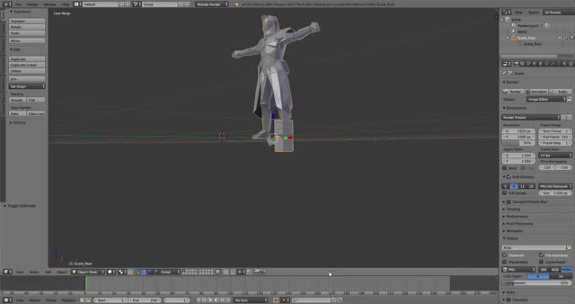 Watch Blender 10 5 2018 1 57 50 PM GIF on Gfycat. Discover more related GIFs on Gfycat