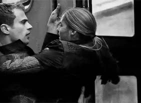 Watch and share Tris And Tobias GIFs and Divergent GIFs on Gfycat