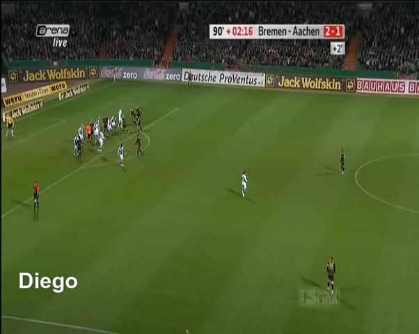Watch and share Werder GIFs and Diego GIFs by SUPERGOAL on Gfycat