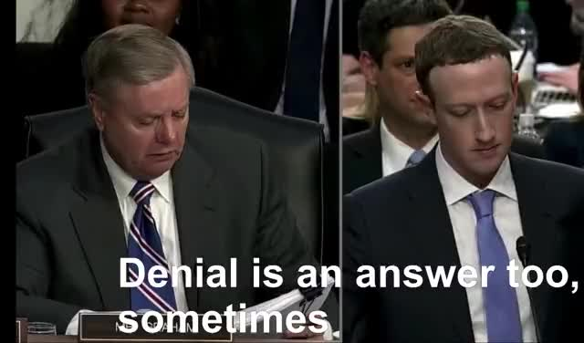 Watch Mark Zuckerberg Senate Hearing answer7 GIF on Gfycat. Discover more denial, inencion, quest, question, truth GIFs on Gfycat