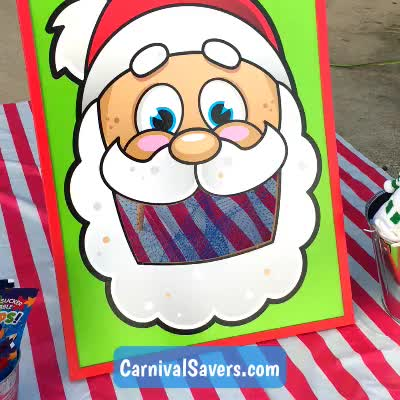 Watch and share Holiday GIFs and Santa GIFs by Carnival Savers on Gfycat