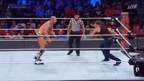 Watch and share Wrestling GIFs and Wwe GIFs by TEOBs on Gfycat
