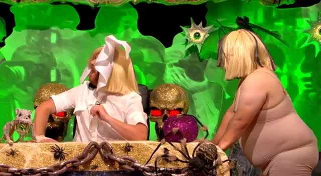 Watch and share Tipsy Holly Willoughby - Celebrity Juice GIFs on Gfycat