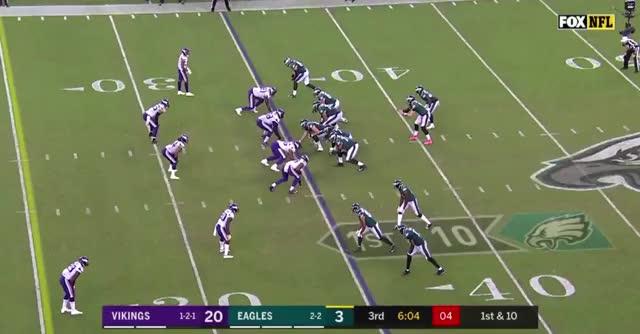 Watch and share Philadelphia Eagles GIFs and Minnesota Vikings GIFs by Matt Weston on Gfycat