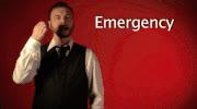 Emergency GIFs