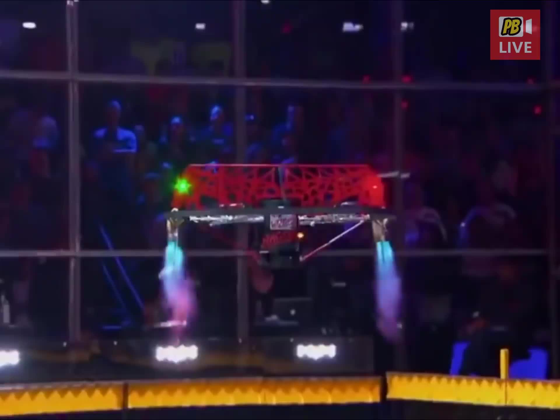 PB Live, Amazing Battlebots Highlights 2016 GIFs