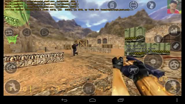Watch and share Counter Strike 1.6 Android Gameplay :) GIFs on Gfycat