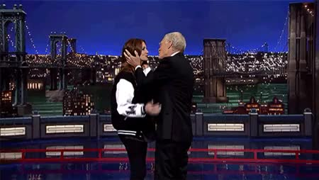 Watch and share David Letterman GIFs and Julia Roberts GIFs on Gfycat