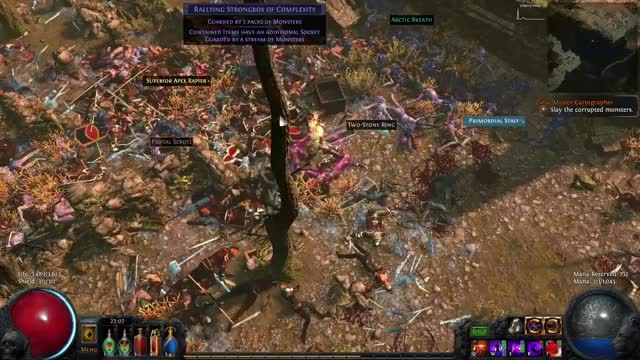 Watch and share Pathofexile GIFs by babce on Gfycat